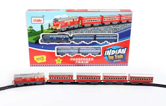 Indian Toy Train (Passenger Train)